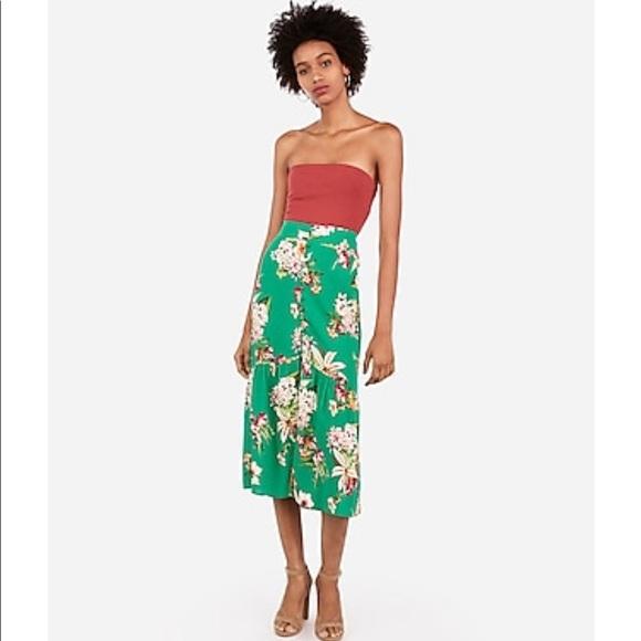 Express Dresses & Skirts - NWT high waisted skirt